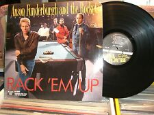 ANSON FUNDERBURGH RACK EM UP BLUES LP RECORD