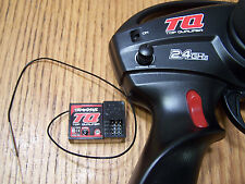 Traxxas 2.5 T-maxx TQ 2.4 ghz 3 Channel Radio 3ch Receiver Transmitter TX RX