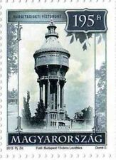 HUNGARY-2013.Tourism-Water Tower-75th anniv.of 13th district of Budapest MNH !!!
