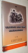 Waiting for the Barbarians – Nobel Laureate J. M. Coetzee (Author-Signed, 1999)