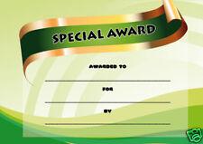 16 A6 MINI insegnanti della scuola speciale di rilasciare il certificato nuovo