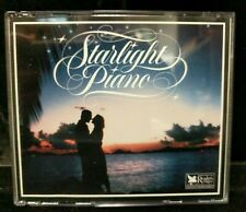 Used Starlight Piano Reader's Digest 4 CD set 1989 Inventory Lot M13-WW