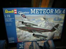 1:72 Revell Gloster Meteor mk.4 nº 04658 OVP