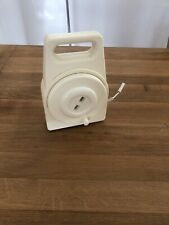 Commtel Telephone Extension Cable Reel. Retractable. 15m.