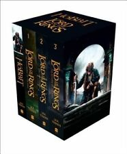 The Hobbit and The Lord of the Rings: Boxed Set by J. R. R. Tolkien (Mixed medi…