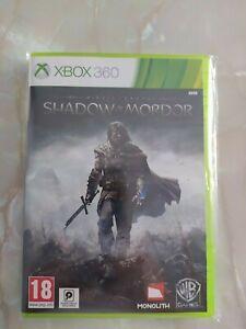 Shadaow of Mordor Xbox360 -Pal-