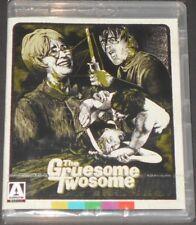 HERSCHELL GORDON LEWIS the gruesome twosome USA BLU-RAY new sealed HORROR bonus