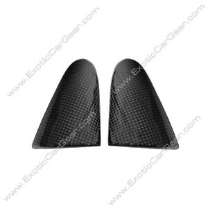 Ferrari 458 Carbon Fiber Outer Door Handle Covers