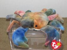 TY Beanie Baby Collectible CLAUDE w/tag PVC Pellets Hang Tag All In Caps