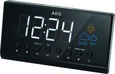 Aeg radio despertador proyector Mrc4141p