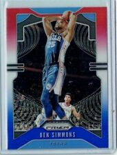 Ben Simmons 2019-20 Panini Red White And Blue Prizm Base Card
