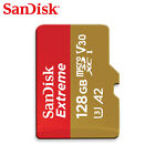 Sandisk 128GB Extreme A2 V30 micro SDXC Card up to 160MB/s UHS-I U3 for GoPro