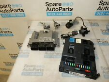 CITROEN DS3, 1.6 DIESEL, ECU KIT 9805947680, 9666952280