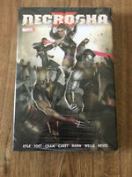 X-Force: Necrosha X Hardcover Still Sealed! OOP, HTF
