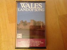 WALES LAND OF SONG CASSETTE - PICKWICK DTO 10228A