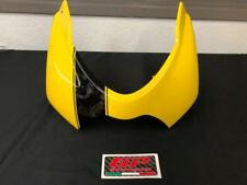 Ducati Monster S2R800 Headlight Fairing, Yellow/Black 48110232AV