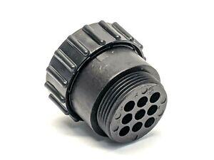 AMP 211768-1 Circular Connector 9 Contacts
