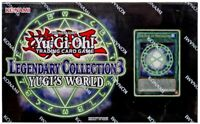 YuGiOh Legendary Collection 3: Yugi's World Special Edition Set [Sealed]