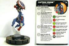 Heroclix el Capitán Veneno Chase 062 Tierra X Chase Raro monstruos
