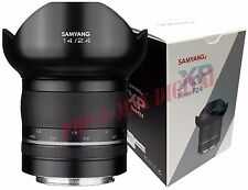Samyang XP 14mm F2.4 Ultra Wide Angle UMC 50MP 8K Premium Lens for Nikon AE