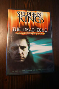 THE DEAD ZONE (1983) Stephen King Special Collector's Edition DVD R1
