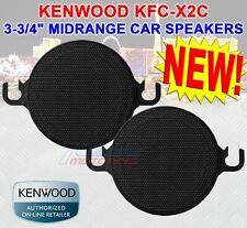 "KENWOOD EXCELON KFC-X2C 2.75"" MID RANGE FOR TOYOTA / CHEVROLET / DODGE, 50 RMS"