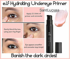 E.L.F ELF HYDRATING UNDER EYE PRIMER DARK CIRCL LONG LASTING SMUDGE PROOF NEW