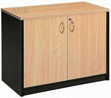 BRAND NEW Half Door Office home stationery storage unit Lockable Cupboard