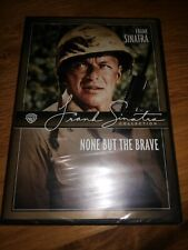 None But The Brave (DVD, 1965) Frank Sinatra RARE Brand New & Sealed 2008