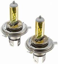 PIAA 2500K SOLAR YELLOW 2500 H4 Headlight halogen Fog Light Bulbs HY101