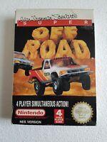 Super Off Road - Nintendo NES Game [PAL A UKV] CIB boxed/manual