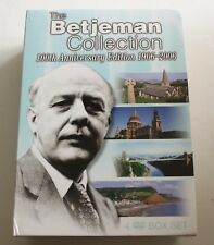 The Betjeman Collection 100th Anniversary Edition 1906-2006 R0 (DVD, 2009)