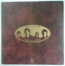 The Beatles Love Songs 2-LP Italia 1977 Gatefold + fundas
