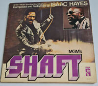 Isaac Hayes - Shaft (Stax) 2xLP, Album, Gat VG+