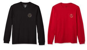 New Men's True Religion 103173 Varsity Lightweight Sweatshirt