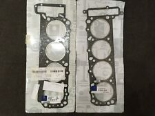 NOS M119 A1190161820 and A1190161920  Set of two cylinder head gasket Mercedes