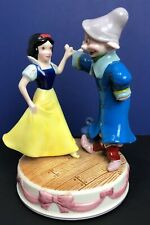 "Disney Snow White-Music box plays ""Someday My Prince Will Come"""
