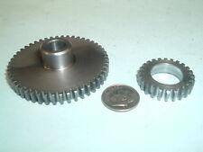 Model Hit and Miss Gasoline Engine steel Timing Gear Set 24-48 teeth