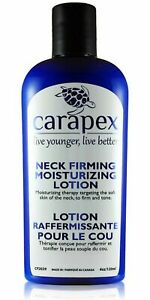 NEW! Carapex Neck Firming Moisturizing Lotion Anti-aging to Firm and Tone