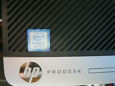 HP ProDesk G4 SFF 8th Gen Core i5-8500 3.0/8gb/256gb M.2 Windows 10
