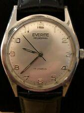 Vintage Everite Helmsman Gents Watch