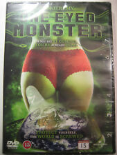 One Eyed Monster (DVD, 2009) Ron Jeremy  NEW SEALED PAL Region 2