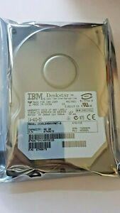 """40GB Ide IBM Deskstar IC35L040AVVN07-0 7200 RPM P-Ata 3,5 """" Hard Drive New"""