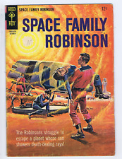 Space Family Robinson #14 Gold Key 1965