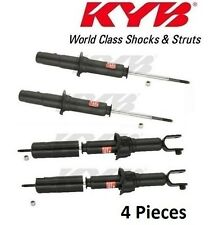 4-Pieces KYB Excel-G (2-Front & 2-Rear Shocks/Struts Honda Civic 1996 to 2000