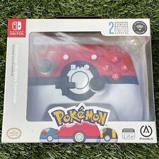 PowerA Enhanced Pokemon Wireless Controller for Nintendo Switch - Pokeball