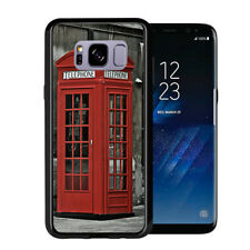 British Telephone Booth For Samsung Galaxy S8 2017 Case Cover by Atomic Market