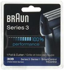 Braun 30B Series 3 Replacement Foil & Cutter Set for 7000/4000 Series