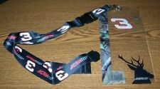 DALE EARNHARDT SR #3 LANYARD KEYCHAIN & CREDENTIAL HOLDER BRAND NEW!!!!