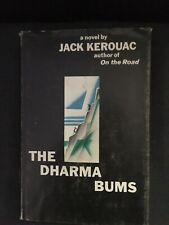 Jack Kerouac - Dharma Bums - First Edition First Pressing 1958 - Beat Literature
